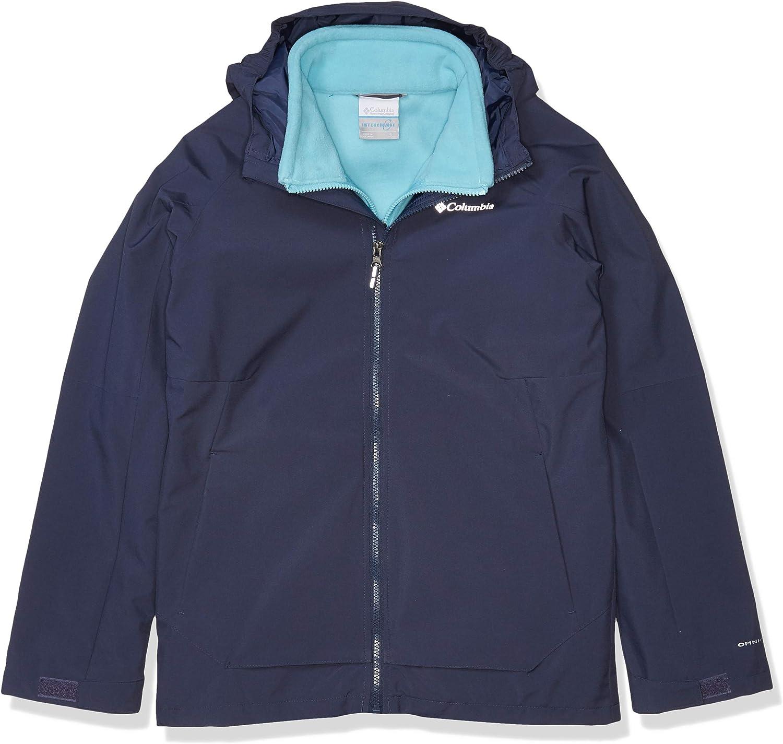 Columbia Kids /& Baby Tolt Track Stretch/Interchange Jacket