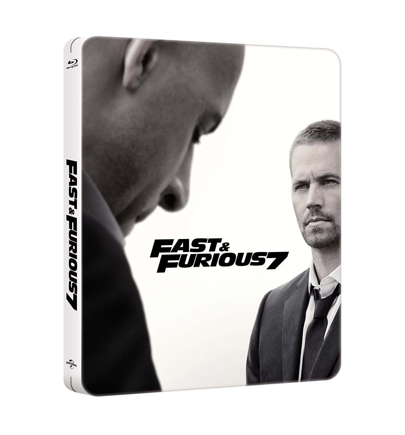 Amazon Com Steelbook Fast And Furious 7 Edition Limitee Exclusive Movies Tv
