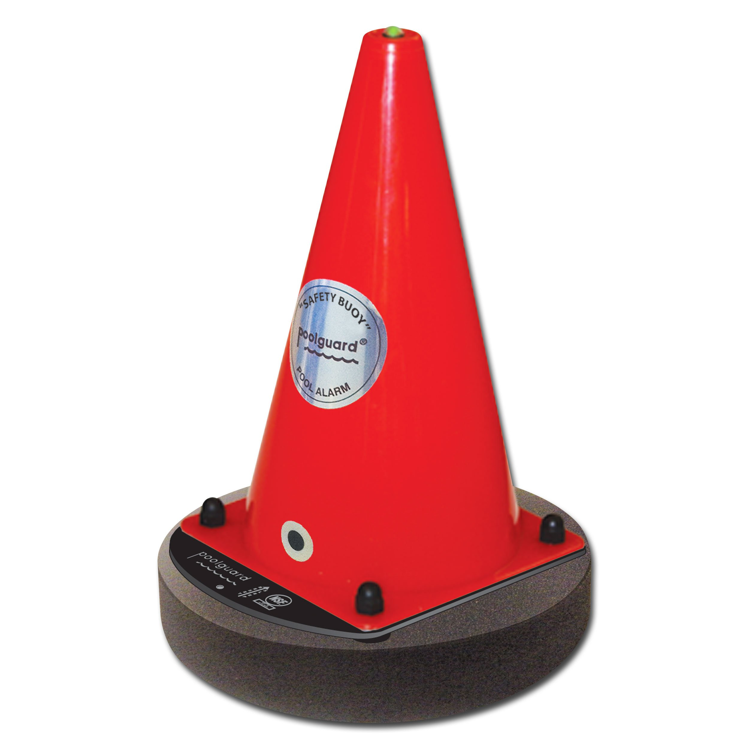 Poolguard PGRMSB Safety Buoy Above Ground Pool or Spa Alarm by Poolguard
