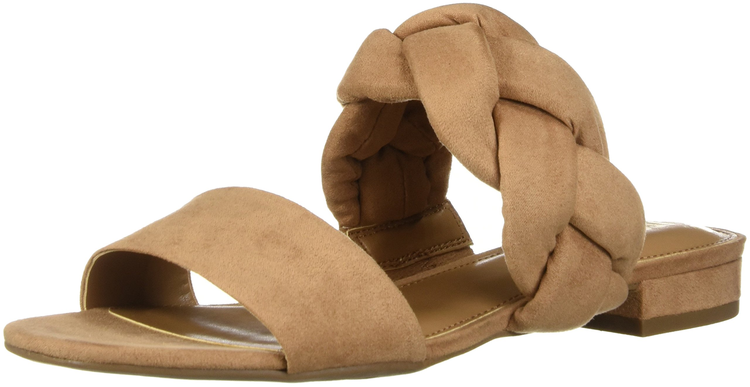 Circus by Sam Edelman Women's Danielle Slide Sandal, Golden Caramel, 6.5 M US