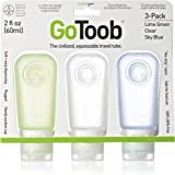 Human Gear Gotoob 3 Pack Medium Travel Tubes 60Ml