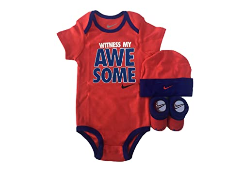 Review Nike Infant Babys 3-Piece