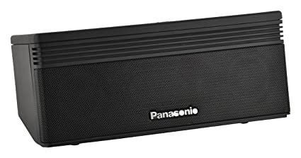 Panasonic Boombeats SCNA5GWK Wireless Portable Bluetooth Speaker (Black) Bluetooth Speakers at amazon