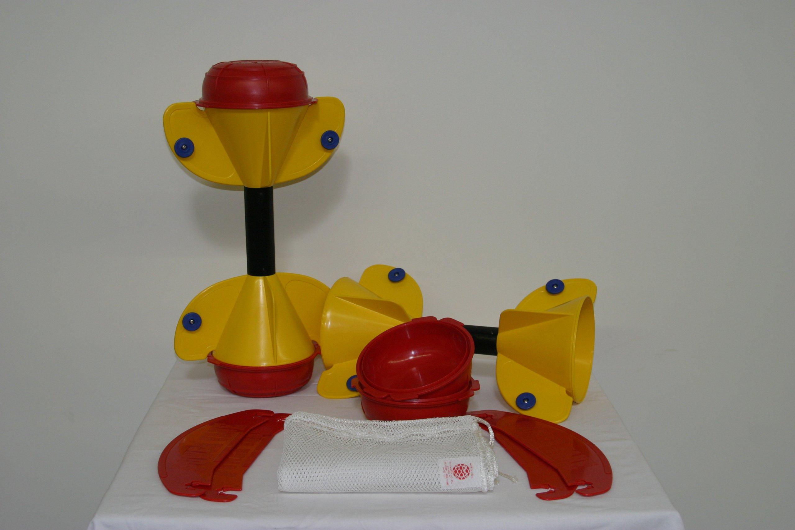 FitMAX Spabells Adjustable Water Dumbells