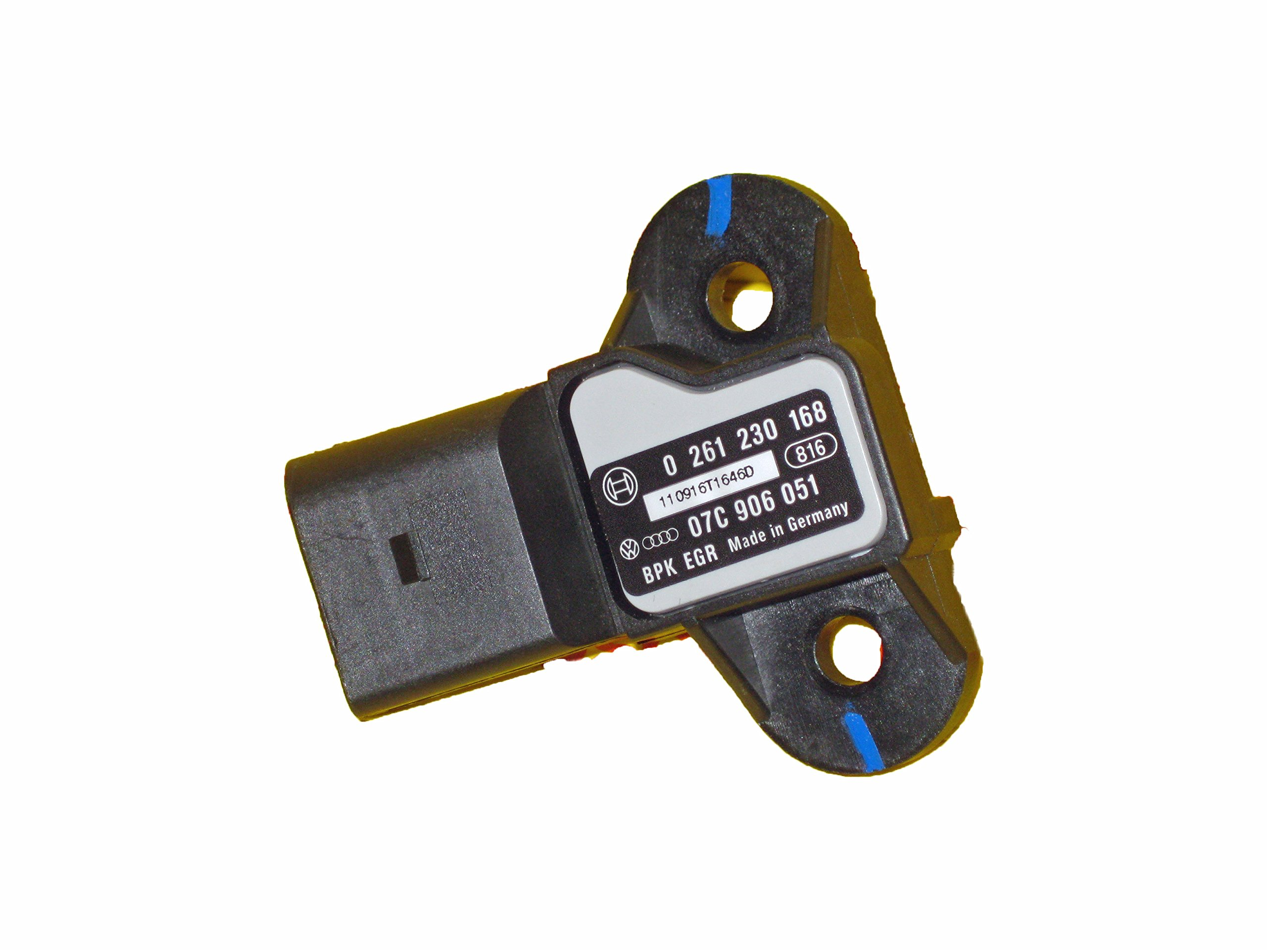 Volkswagen 07C 906 051, Manifold Absolute Pressure Sensor