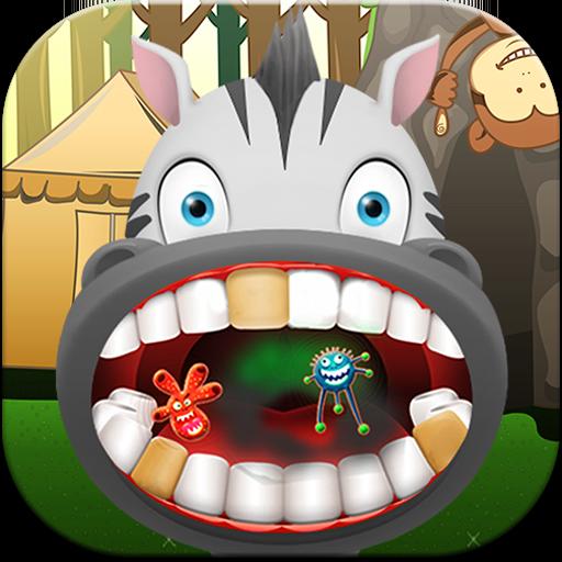 Jungle Dentist:  Animals Cure