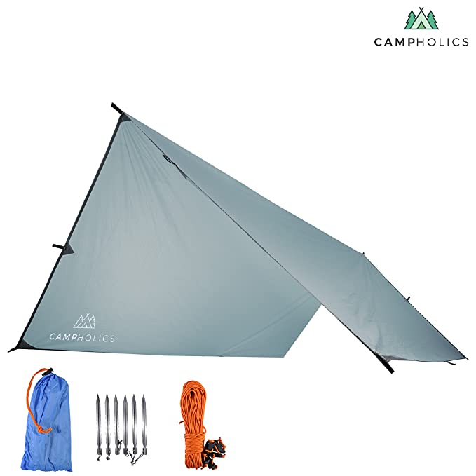 Review Waterproof Camping Fly Tent