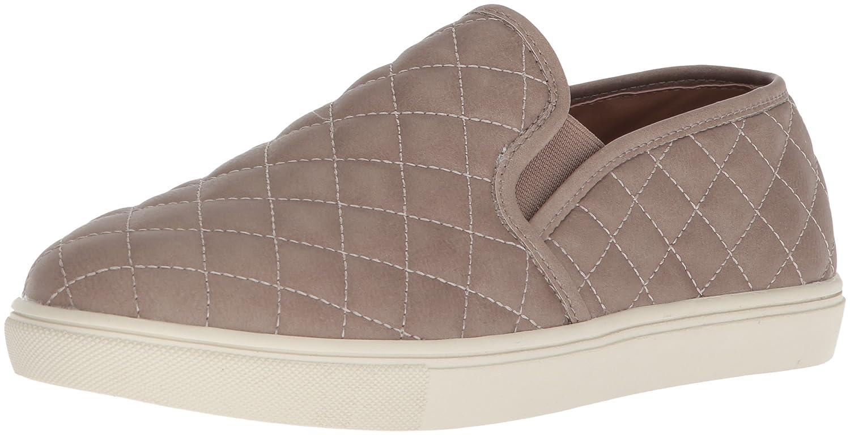 Steve Madden Women's Ecentrcq Sneaker B077NFHCBM 9 Wide|Grey