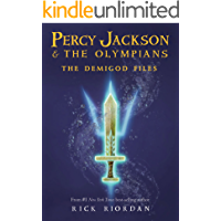 Percy Jackson: The Demigod Files (A Percy Jackson and the Olympians Guide)