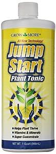 Grow More 7436 Jump Start Plant Tonic, 1-Quart
