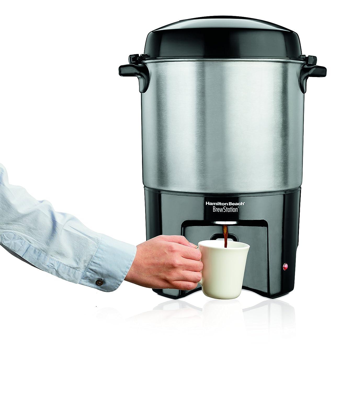 Hamilton Beach 40540 40-Cup BrewStation Urn