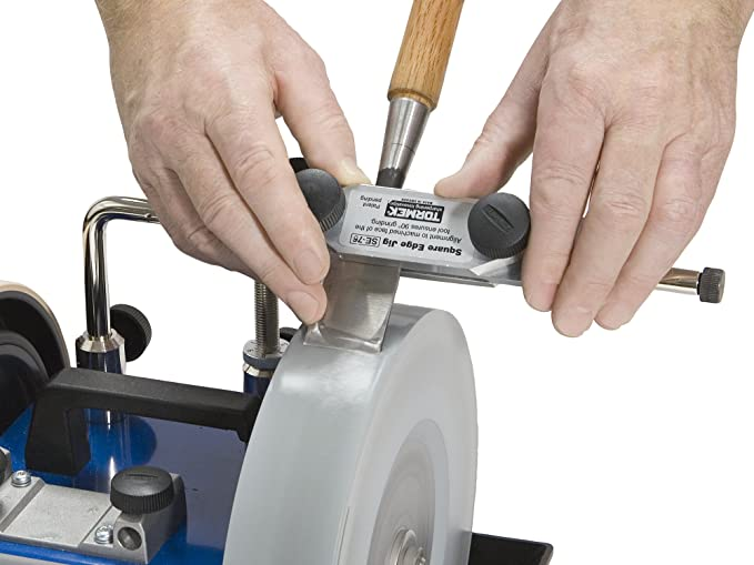 NEW TORMEK SE-77 Square Edge Jig More Accurate than ever