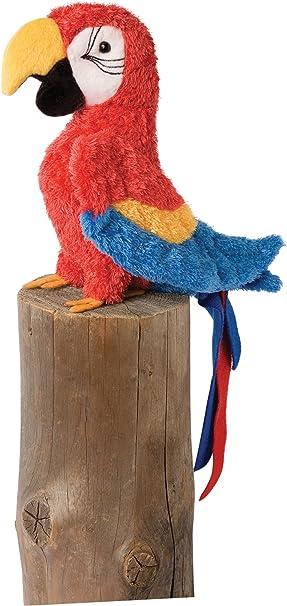 Cuddle Toys 3740 20 cm de Alto Gaby Rojo Loro Peluche: Amazon.es: Juguetes y juegos