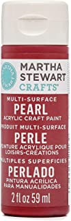 product image for Martha Stewart Crafts Martha Stewart Multi-Surface Pearl Craft Holly Berry, 2 oz Paint, 2 Fl Oz
