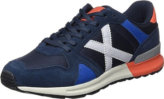 Zapatillas Deportivas Azules Alpha 02 de Munich (46 - Azul): Amazon.es: Zapatos y complementos