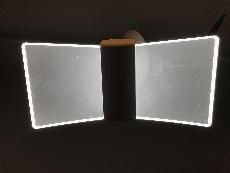 SHARP LEDダイニングライト4人掛けテーブル用 ラウンドスクエアタイプ ホワイト系 DL-PD01K-W B009AKZWHW