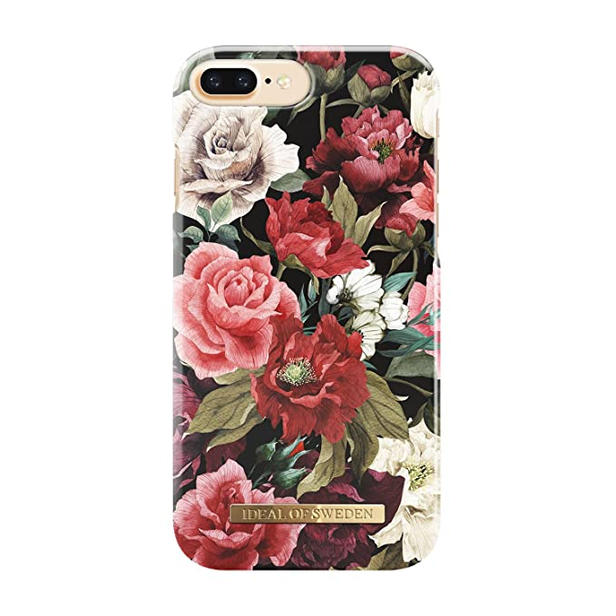 best loved b1548 adca8 Amazon.com: iDeal Of Sweden Antique Roses Cell Phone Case for iPhone ...