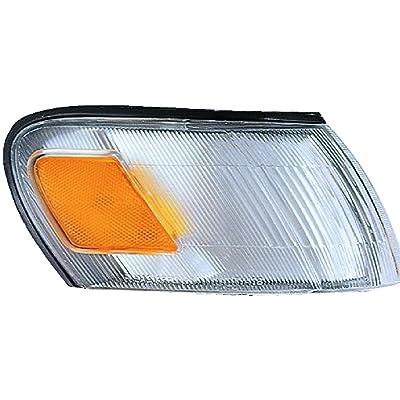 Dorman 1630653 Passenger Side Cornering Light Assembly for Select Toyota Models: Automotive