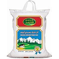 Green Farms Kernel White Basmati Rice, 5 kg - Pack of 1