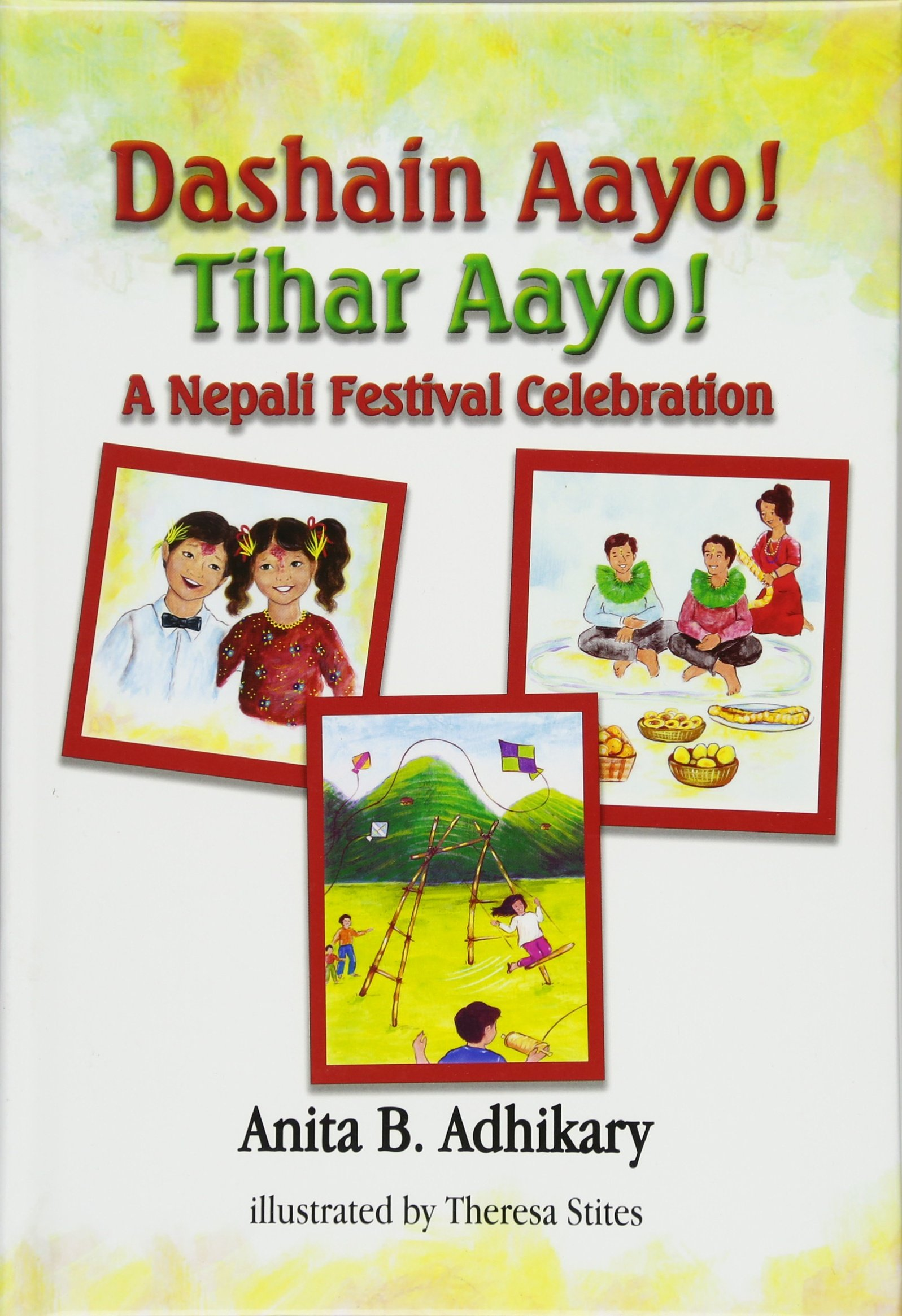 Dashain Aayo Tihar Aayo A Nepali Festival Celebration Anita