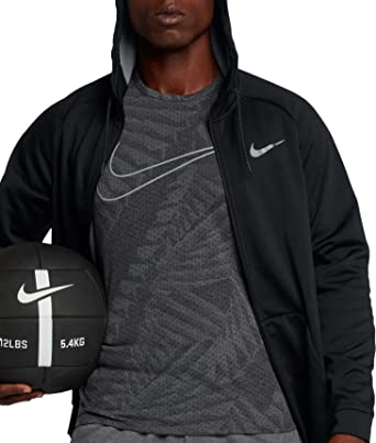 9c61835e Image Unavailable. Image not available for. Color: Nike Men's Therma Sphere  Hooded Full Zip Dri-Fit Water Repellent Training Jacket ...
