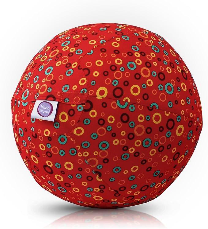 BUBABLOON BB-352 - Círculos, Color Rojo: Amazon.es: Juguetes y juegos