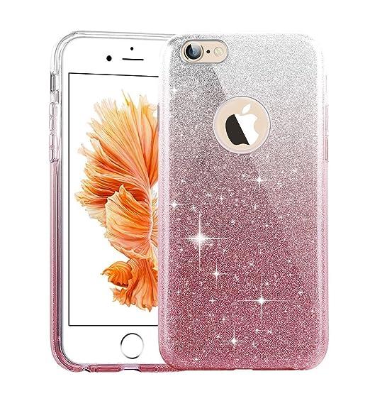 iphone 7 case shockproof pink