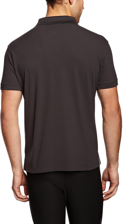 Helly Hansen Driftline Polo Adatta per Sci T-Shirt con UPF 30+ e Tessuto Tactel Vela e per Uso Quotidiano Escursionismo Design Sportivo e Casual Maglia a Maniche Corte per Uomo
