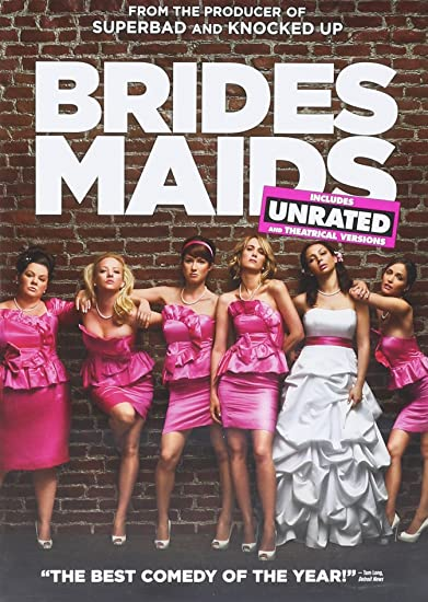 Bridesmaids Unrated Just $4.99...
