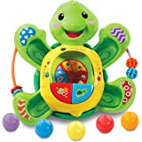 VTech Pop-a-Balls Twirl & Pop Turtle