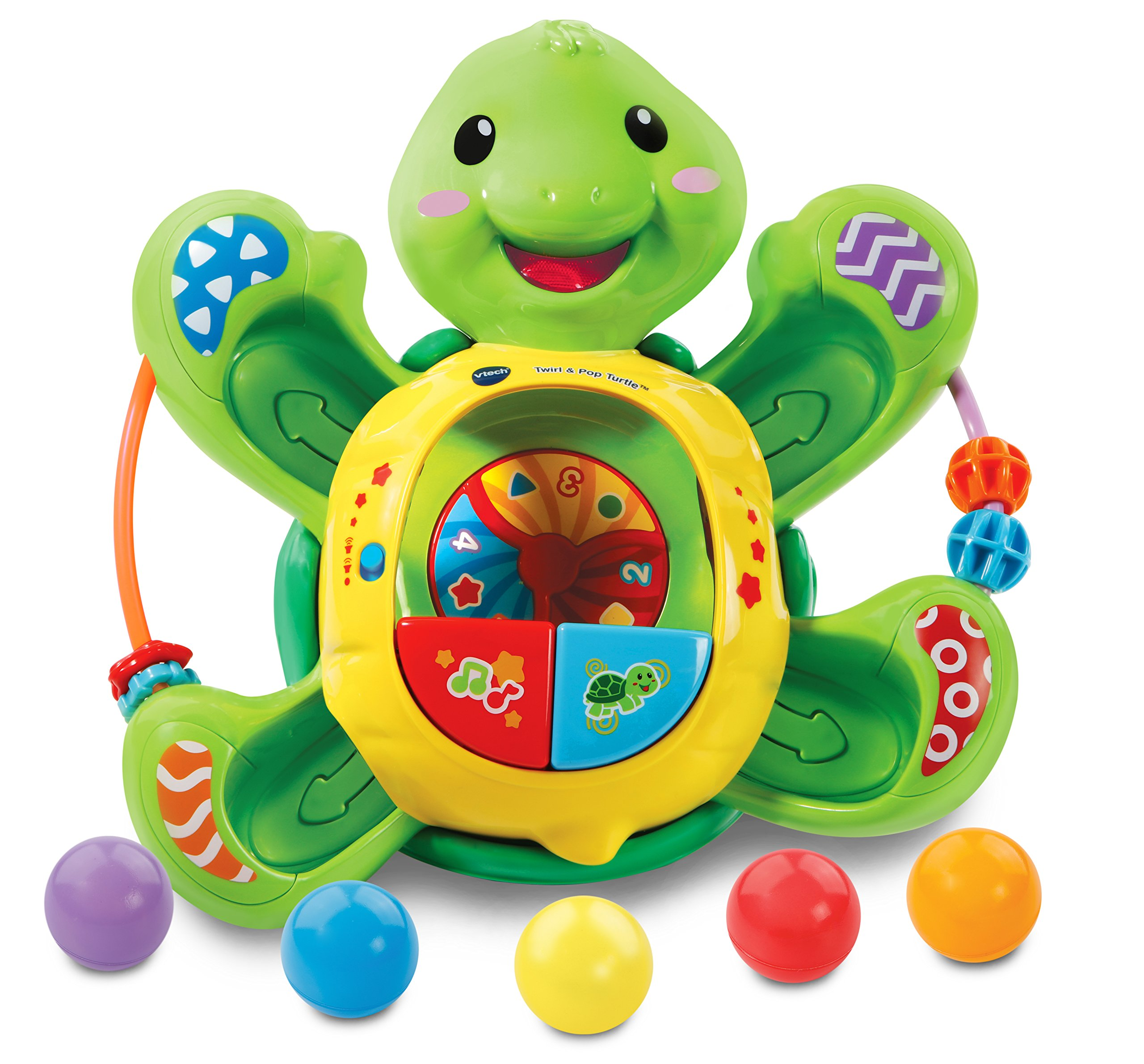 Most Popular Educative Toys For Baby Toddler Boy Girl Pop a Balls
