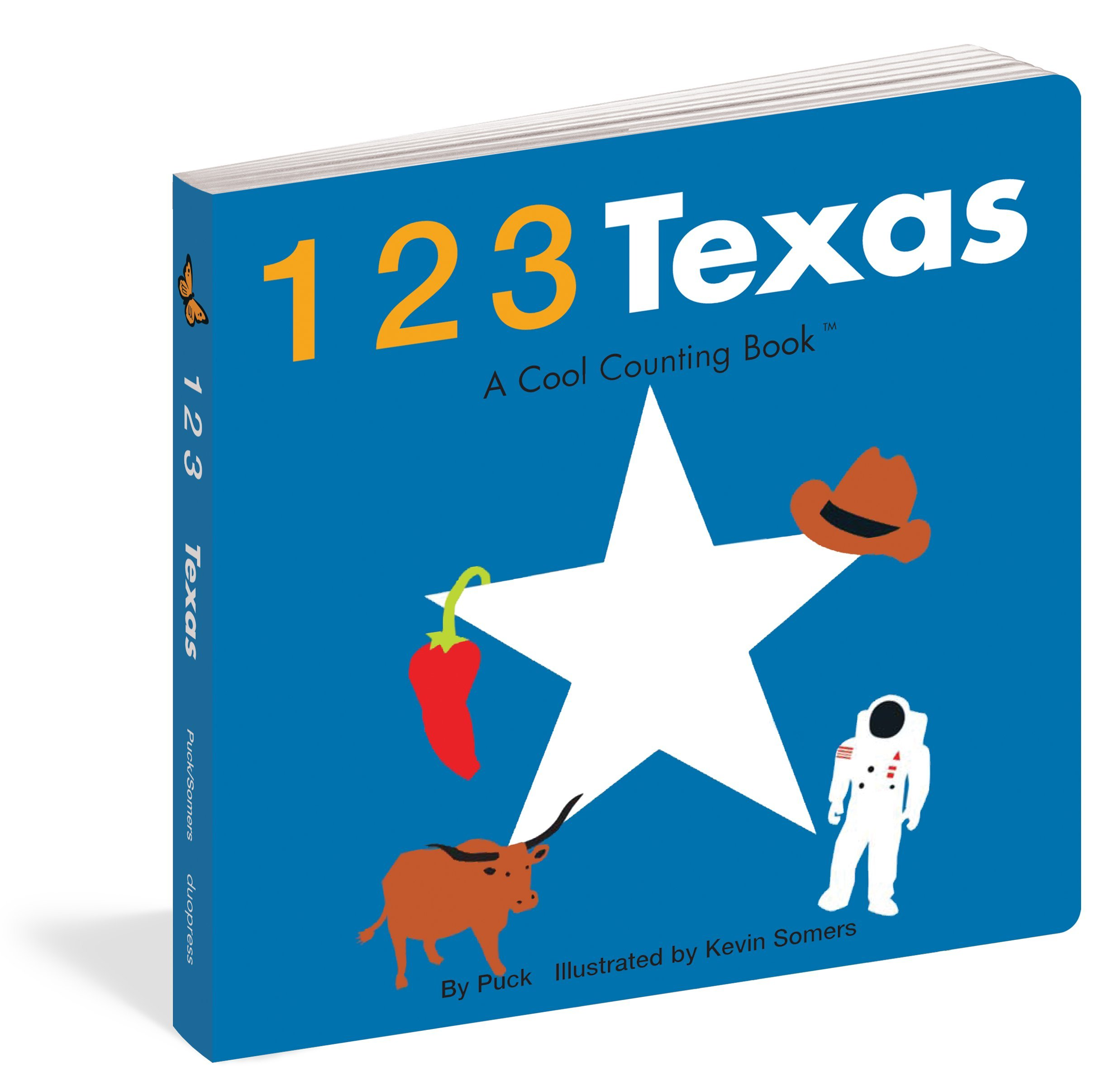 123 texas cool counting books puck 9780979621369 amazon books buycottarizona Images
