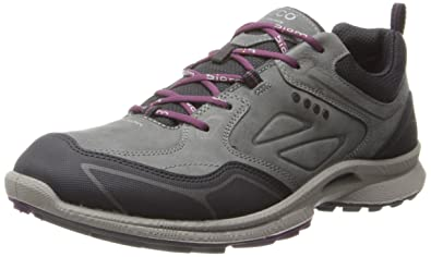 Ecco Terracruise II Grau, Damen EU 37 - Farbe Dark Shadow-Dark Shadow Damen Dark Shadow - Dark Shadow, Größe 37 - Grau