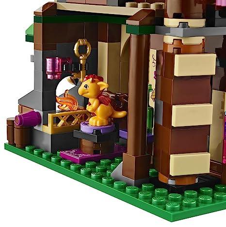 Amazon.com: Elves LEGO 343 PCS The Starlight Inn Bike Box ...