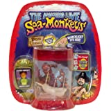 Sea Monkeys Light Up Pirate Treasure Assorted Colors
