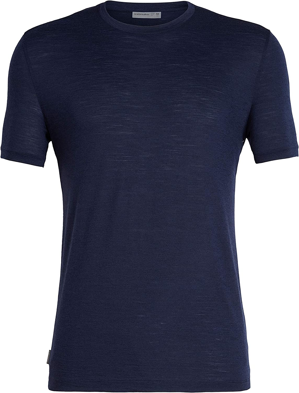 Icebreaker Merino Trust Men's Manufacturer OFFicial shop Spector Short T-Shirt Sleeve