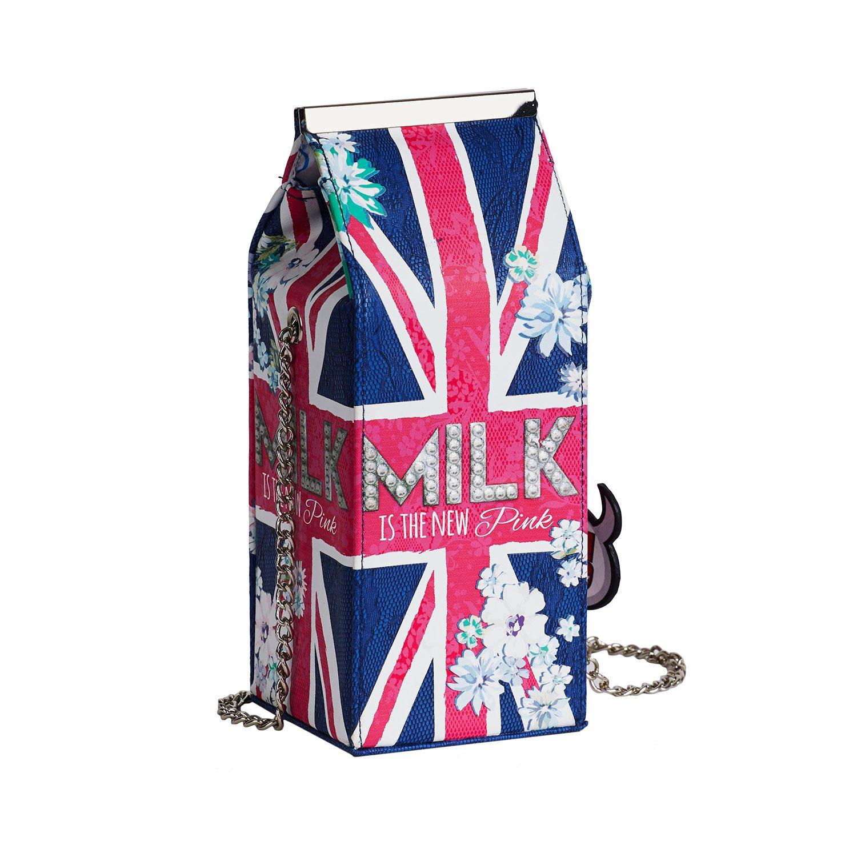Oh My Pop! 49071 - Pochette Bandoulière Milk Karactermania