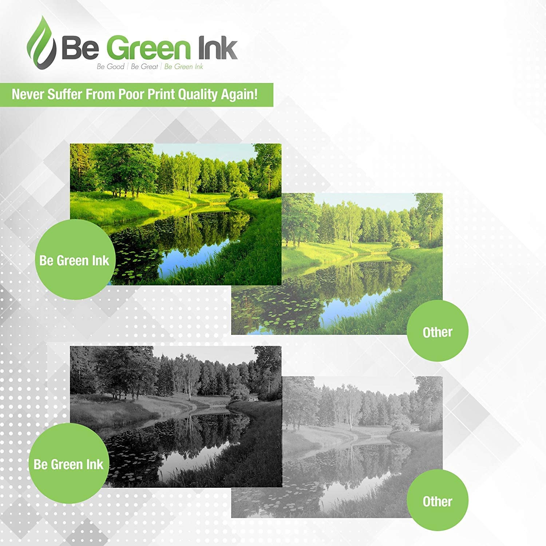 Be Green Ink Compatible Replacement Cyan Toner Cartridge for Lexmark CX410de CX510de CX410dte CX410e CX510dthe CX510dhe High Yield 80C1HC0 801HC