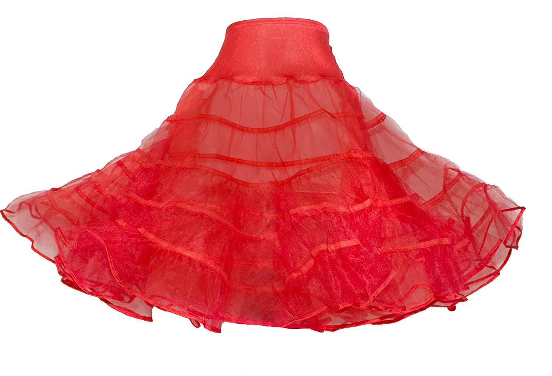 Hip Hop 50s Shop Womens Vintage Rockabilly Tutu Petticoat