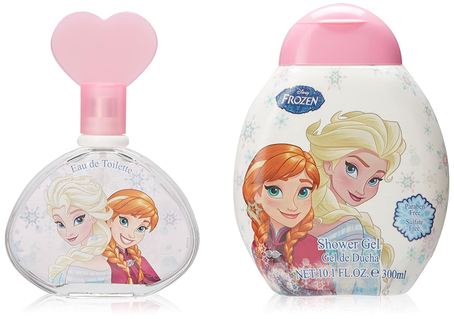 Disney Frozen for Kids 2 Piece Gift Set with Edt Spray and Shower Gel PerfumeWorldWide Inc. Drop Ship 6527.0
