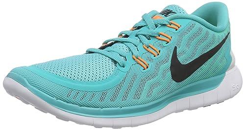 Nike (Light Free Zapatillas para Hombre Color Turquesa (Light Nike Retro 4be41b