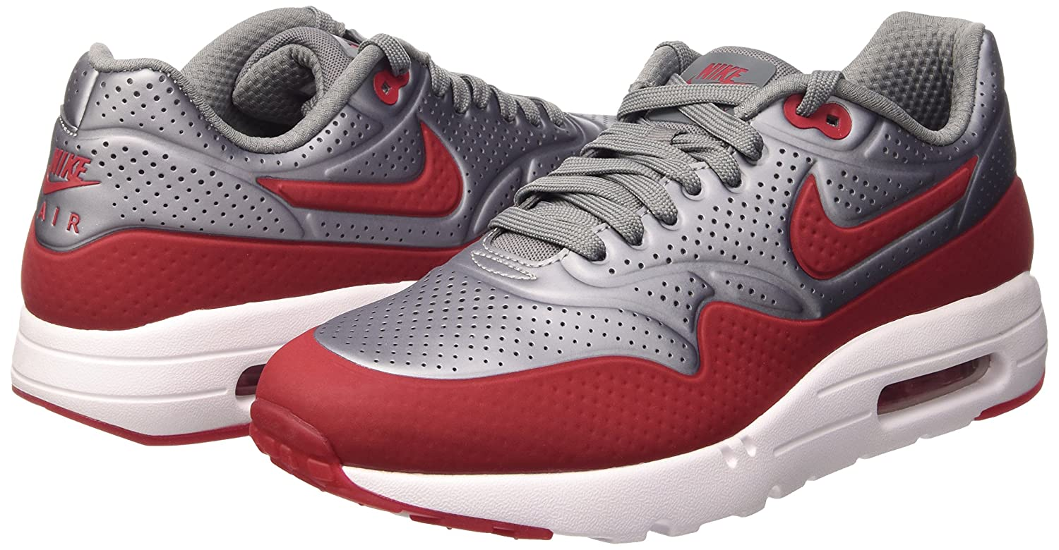 buy online 26a19 5feae NIKE Men s Air Max 1 Ultra Moire Trainers  Amazon.co.uk  Shoes   Bags