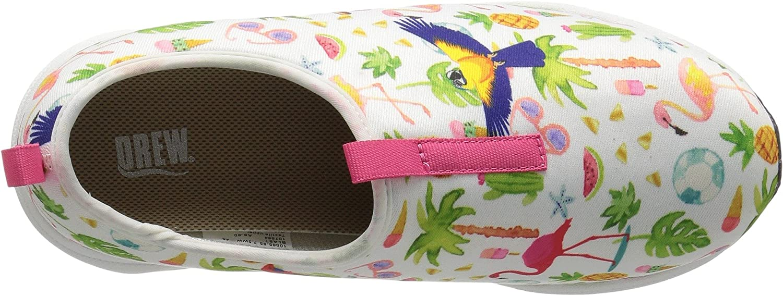 D Drew Blast Flamingo Print 7.5 W