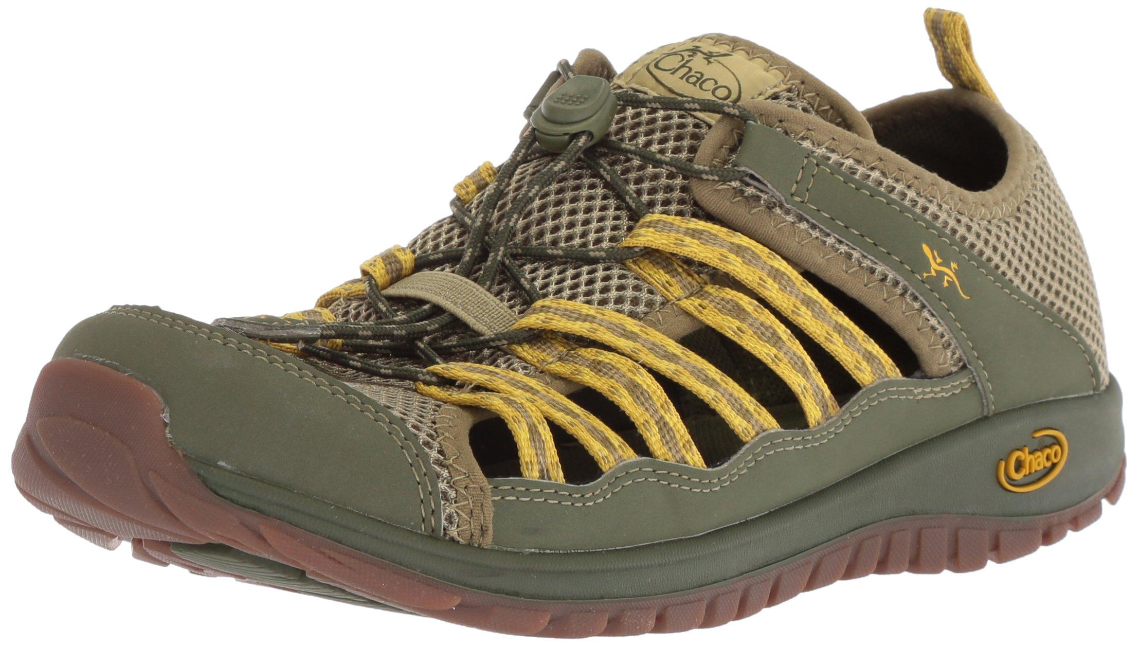 Chaco Boys' Outcross 2 Water Shoe, Avocado, 11 Medium US Little Kid