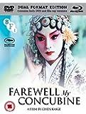 Farewell My Concubine [Blu-ray] [Import anglais]