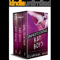 Unprofessional Bad Boys - Boxed Set (Contemporary Romance)