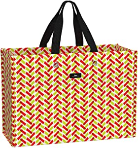 """SCOUT X-Large Package, Extra Large Reusable Gift Bag, 18.5"""" x 13.5"""" x 8"""" (Multiple Patterns Available)"""