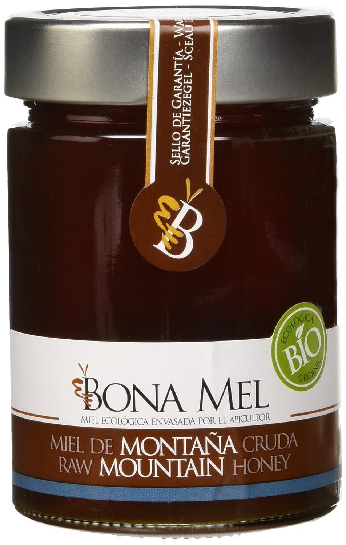 Bona Mel Miel de Montaña - Paquete de 10 x 450 gr - Total ...