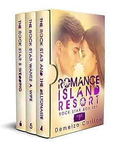 Romance Island Resort Rock Star Box Set: Take 2 (Romance Island Resort Box Set Series)