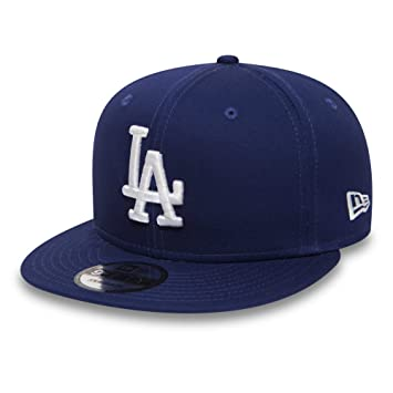 f388db445ec6e6 New Era MLB Los Angeles Dodgers 9FIFTY Basic Snapback Cap Team Basecap